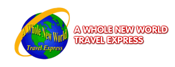 A whole new world travel Express